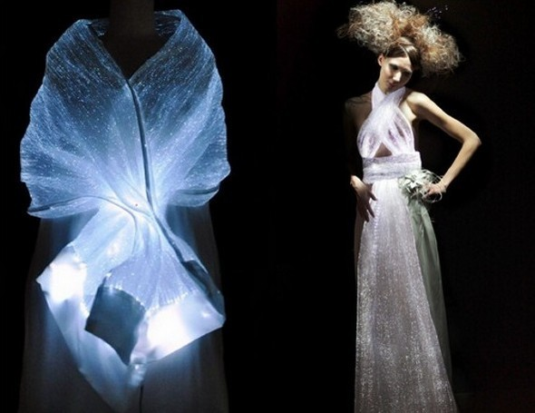 Светящаяся ткань от LumiGram. Изображение № 1.