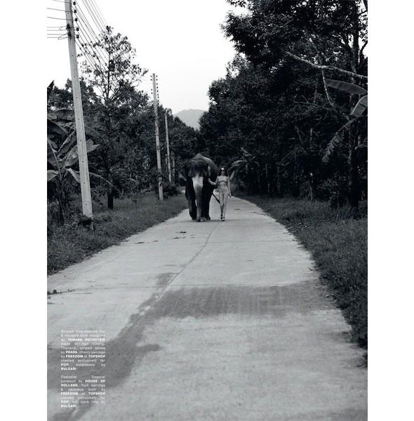 Изображение 36. Съемки: AnOther, POP, Vogue и другие.. Изображение № 37.