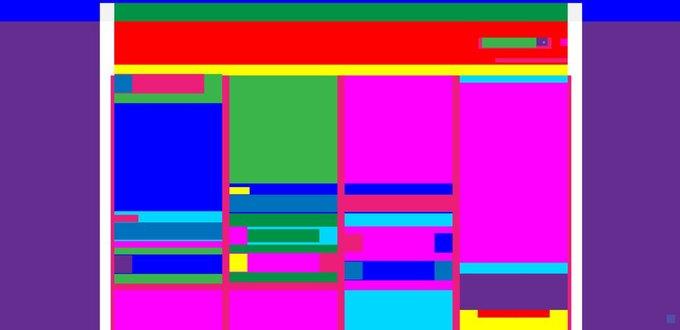 Тест: угадайте сайт по абстрактной картине на его основе. Изображение № 7.