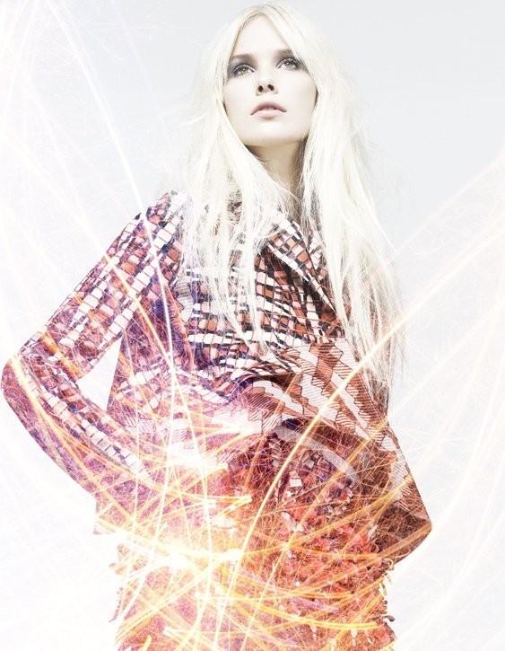 5 новых съемок: Elle, Harper's Bazaar, Numero и Vogue. Изображение № 2.