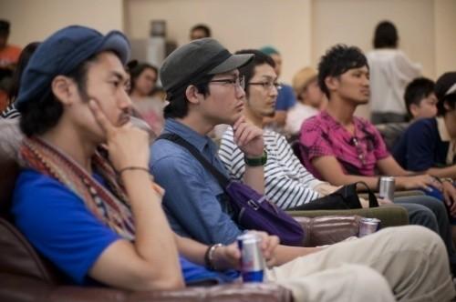 Изображение 4. Привет, Токио! Red Bull Music Academy 2011!.. Изображение № 3.