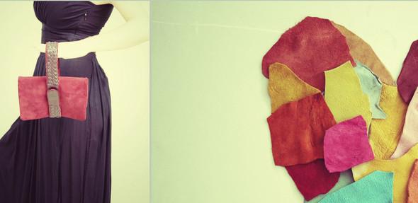 LookBook летней коллекции кожаных аксессуаров ELF. Изображение № 8.