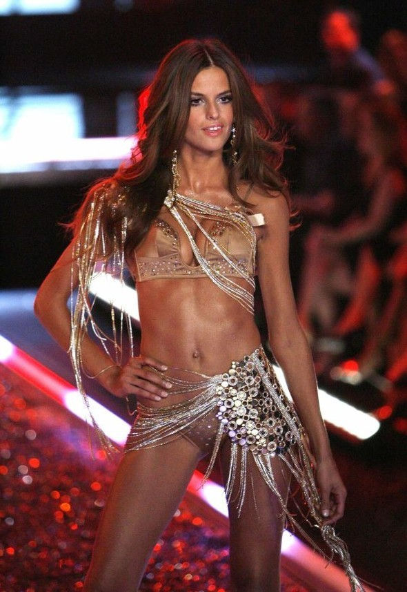 Victoria's Secret Lingerie Fashion Show 2008. Изображение № 60.