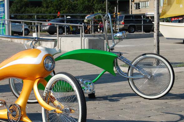 Невероятные велосипеды Джейсона Баттерсби. Изображение № 1.