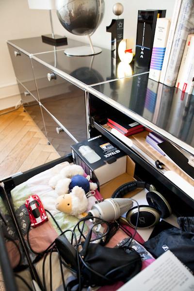 Рабочее место: Юстус Ойлер, арт-директор дизайн-студии Pentagram в Берлине. Изображение № 53.