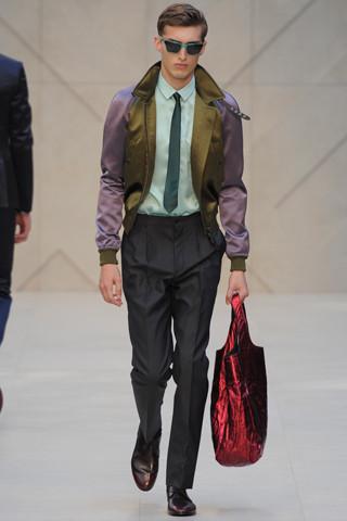 Неделя мужской моды в Милане: День 1. Изображение № 5.