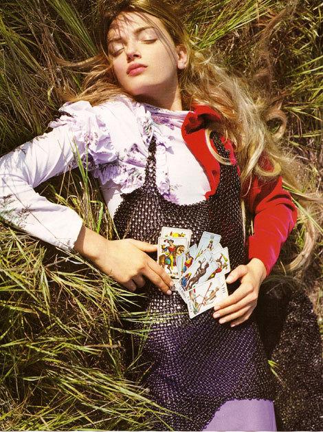 French 'Vogue': Devil Worship IsThe NewBlack!. Изображение № 7.
