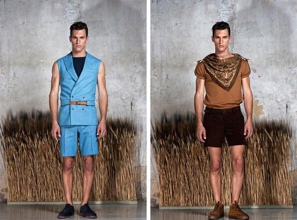 Изображение 36. Лукбуки: Gucci, Comme des Garcons, Burberry и другие.. Изображение № 36.