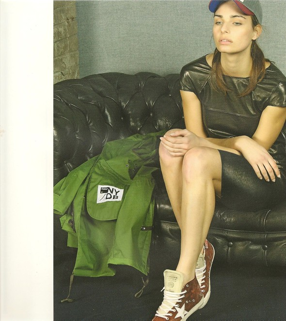 Lookbook Golden Goose women's FW2011-2012. Изображение № 11.