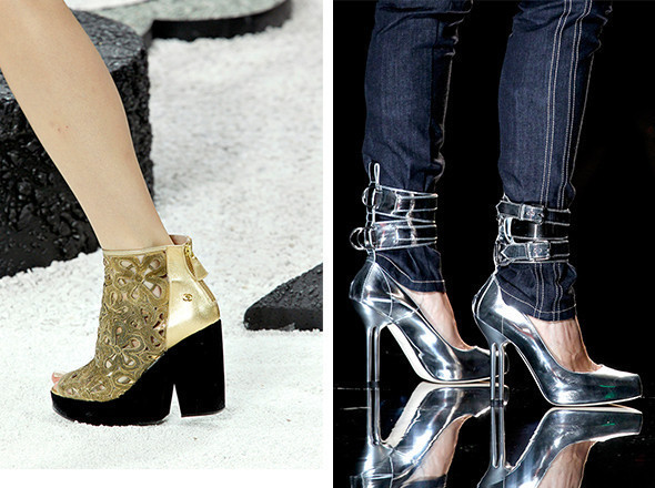 Walking in my shoes: 10 тенденций обуви весны-лета 2011. Изображение № 79.