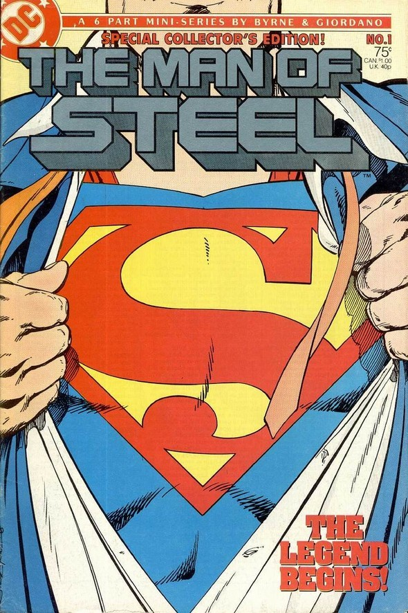 SUPERMAN. Изображение № 3.