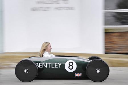 Электромобиль отBentley. Изображение № 1.
