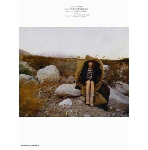 Изображение 17. Съемки: 10, Elle и Vogue.. Изображение № 18.