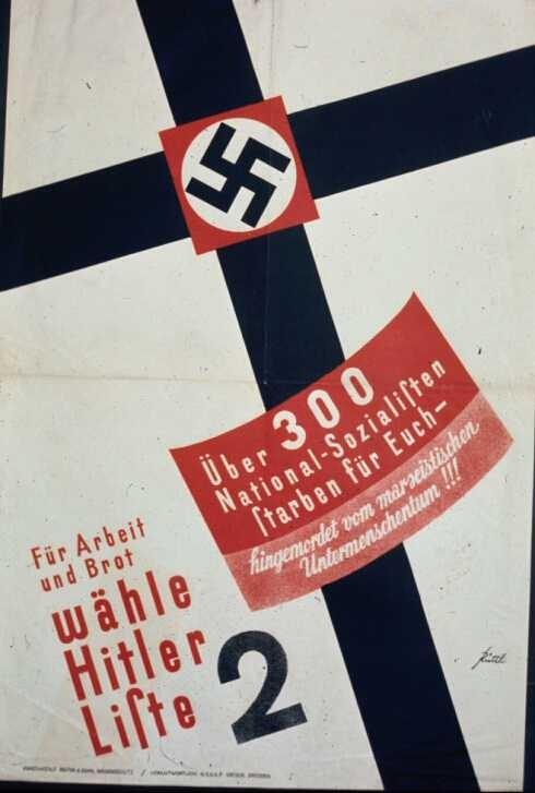 Все на выборы! Политическая реклама разных лет. Изображение № 42.