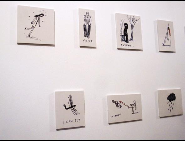 """Выставка в деталях: Молодые художники на """"Сегодня/Завтра"""". Изображение № 19."""