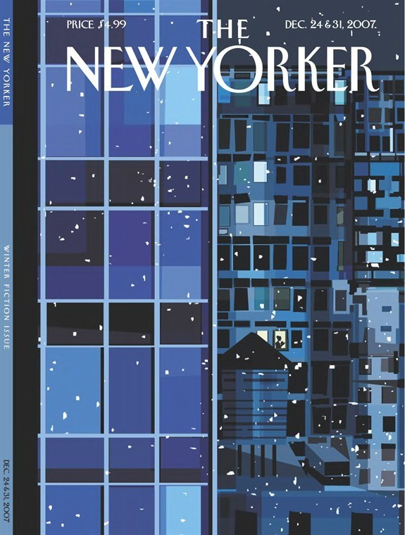 Обложки TheNew Yorker. Изображение № 83.
