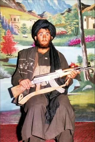 Талибан – ретушированная красота смерти. Изображение № 14.