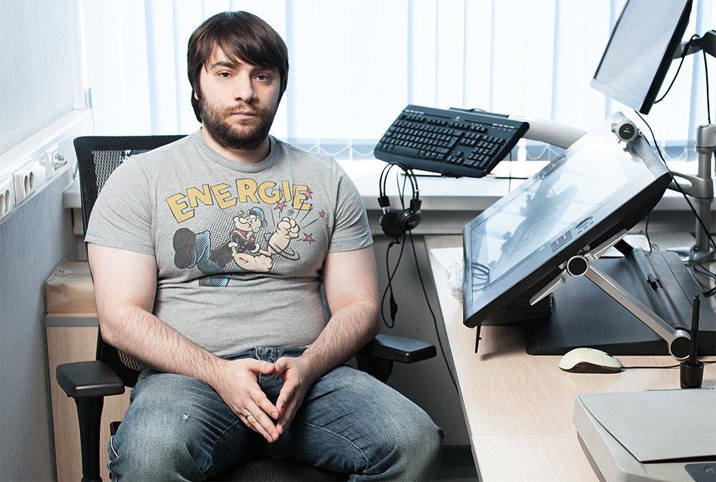 Кто пишет, рисует и продает комиксы  про русских супергероев . Изображение № 2.