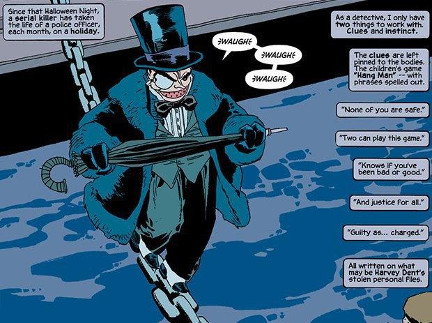 15 лучших комиксов  о Бэтмене. Изображение № 14.