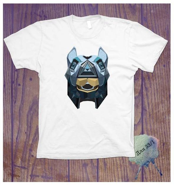 Изображение 1. Принтовые футболки.. Изображение № 1.