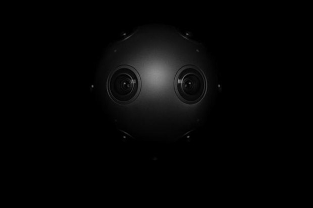 Nokia представила видеокамеру для виртуальной реальности. Изображение № 2.