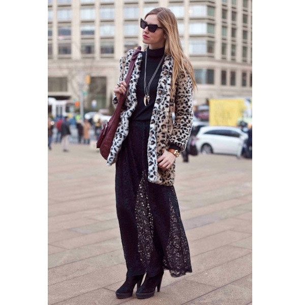 Изображение 105. На полях: 10 тенденций уличного стиля с прошедших недель моды.. Изображение № 105.