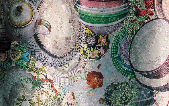 Текстиль от Jakob Schlaepfer. Изображение № 7.