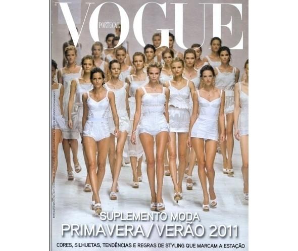 Изображение 29. Коллекция Dolce & Gabbana SS 2011 появилась на 42 обложках журналов.. Изображение № 35.