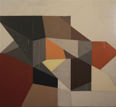 Точка, точка, запятая: 10 современных абстракционистов. Изображение № 51.
