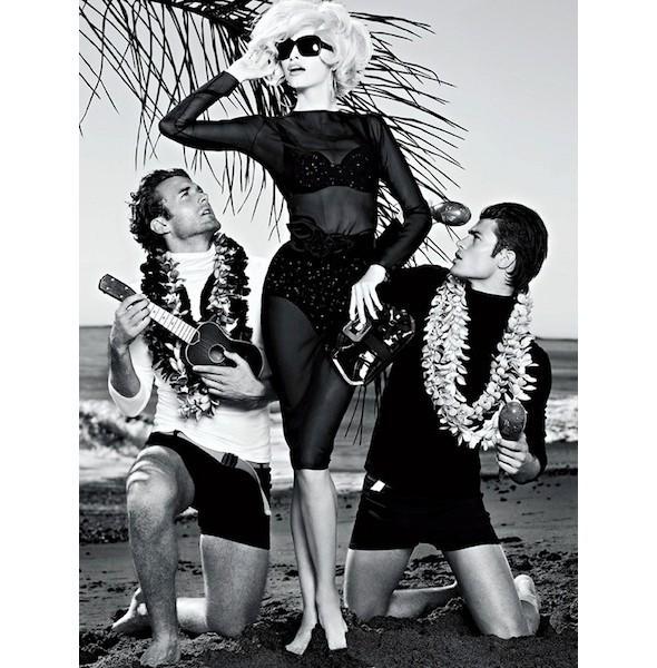 Изображение 66. Рекламные кампании: Chanel, Donna Karan, Stella McCartney и другие.. Изображение № 65.