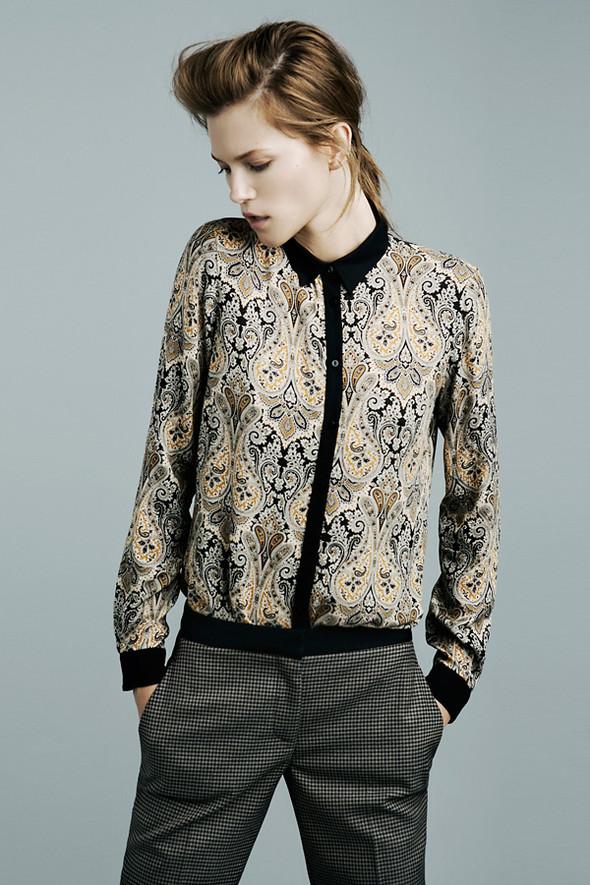 Лукбук: Zara November 2011. Изображение № 3.