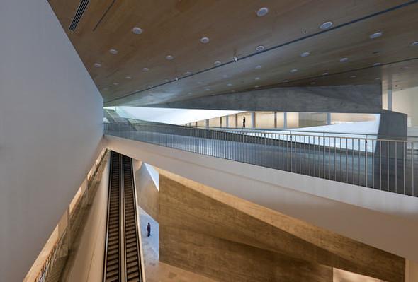 Гиперболический параболоид: новое слово в музейном строительстве. Изображение № 5.