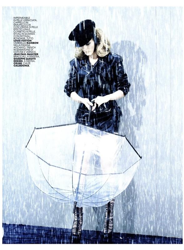 Съёмка: Макс Карделли для Marie Claire. Изображение № 4.