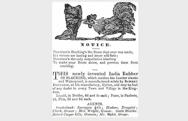 Словарь рекламщика георгианской Англии. Изображение № 5.