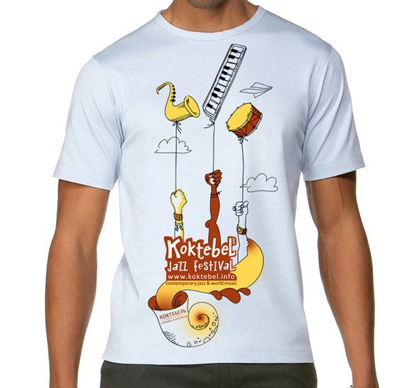 Изображение 99. Кастинг принтов для футболок SEKTA: Koktebel Jazz Fest.. Изображение № 99.