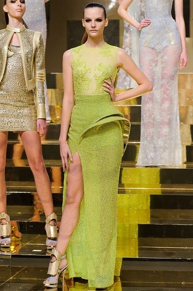 Haute Couture в Париже, ss 2012: день 1. Изображение № 6.