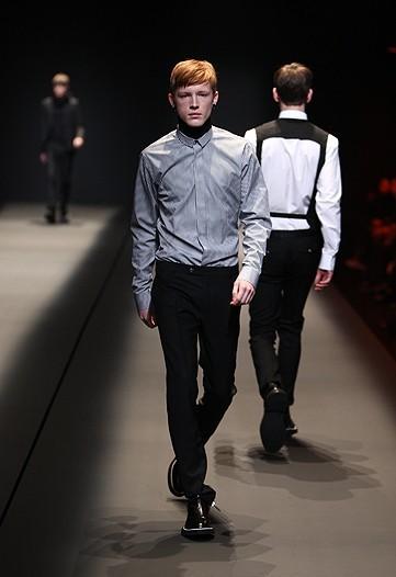Dior Homme Fall 2009. Изображение № 17.