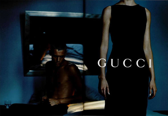 Архивная съёмка: Кампания Gucci SS 1998. Изображение № 4.