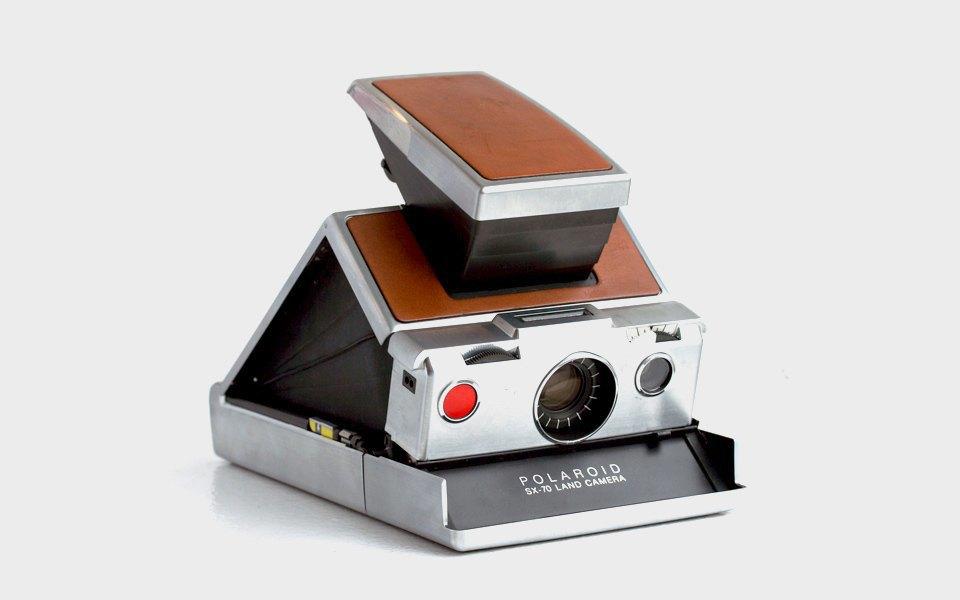 Дизайн-объект: Polaroid SX-70, изменивший любительскую фотографию. Изображение № 2.