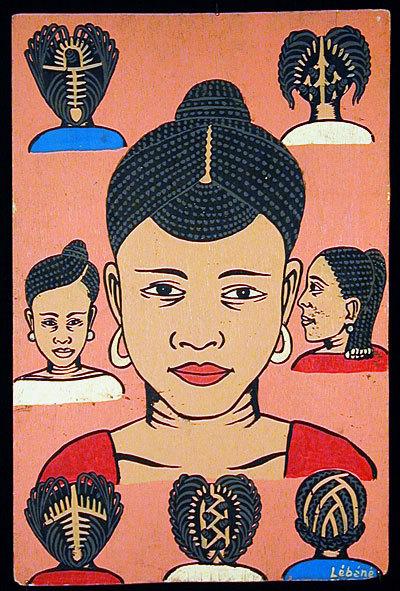 African Hairlooks. Изображение № 29.