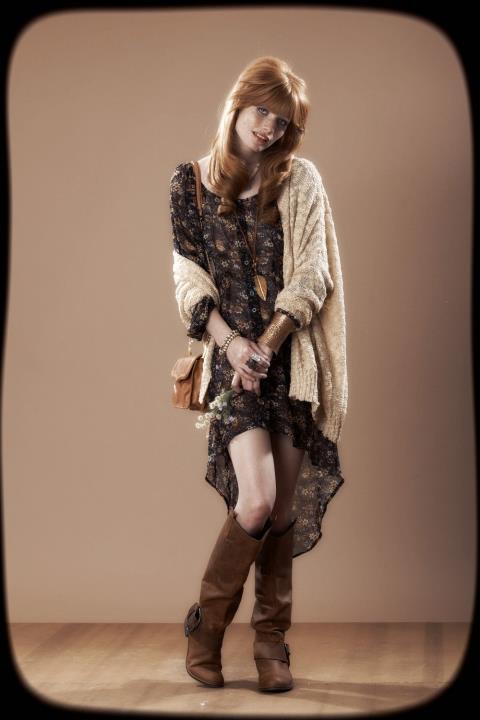 Превью лукбука: LF Stores Fall 2011. Изображение № 7.
