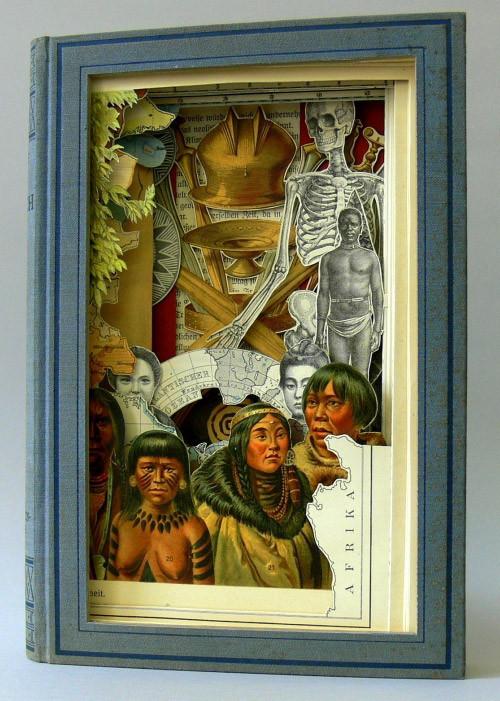 Книжные работы Alexander Korzer-Robinson. Изображение № 8.