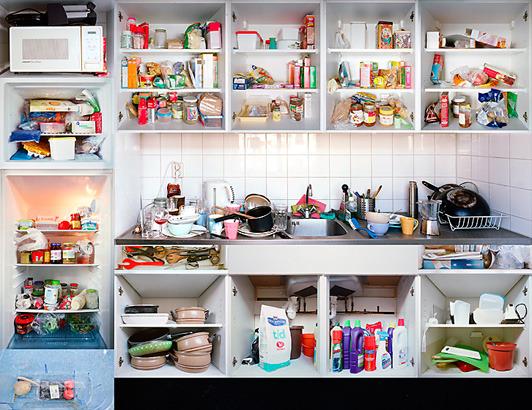Кухонный вопрос: Гарнитуры и кухни в съемках Эрика Кляйна. Изображение № 12.