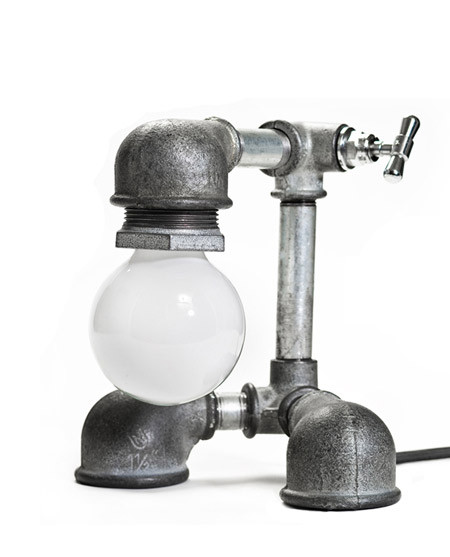 Сантехнические лампы Дэвида Бенатана. Изображение № 2.