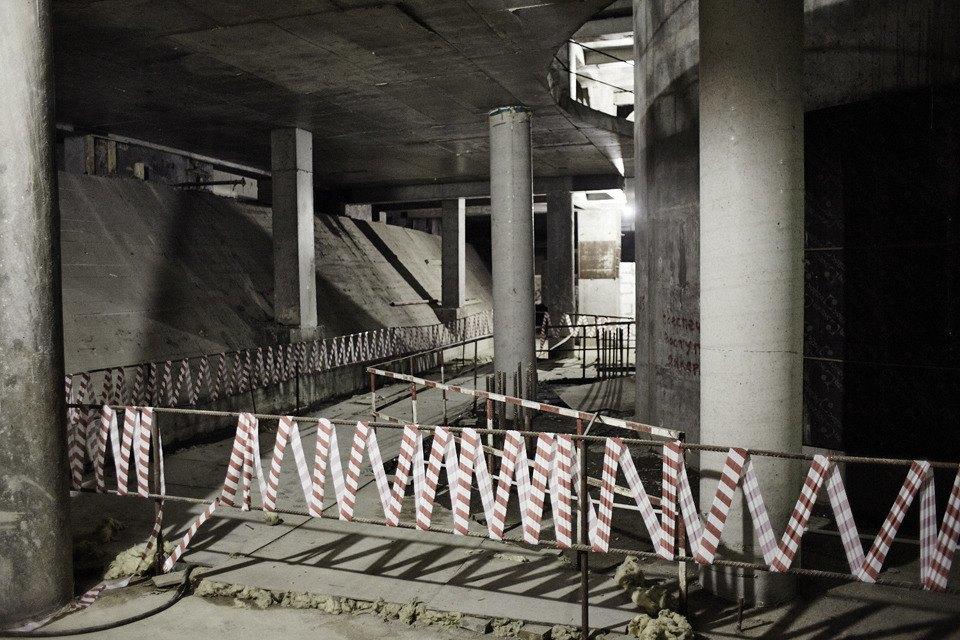 «Три четыре»: Фоторепортаж с репетиции оперы в подвале Москва-Сити. Изображение № 4.