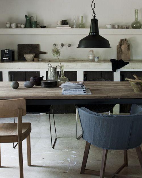 Black&white - 33 красивейших интерьера черно-белой гаммы. Изображение № 11.