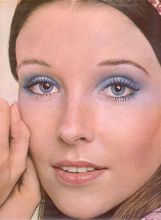 Изображение 65. Мода 60х: макияж.. Изображение № 64.