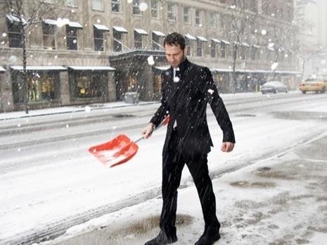 Фотографии зимы в New Yorker. Изображение № 2.