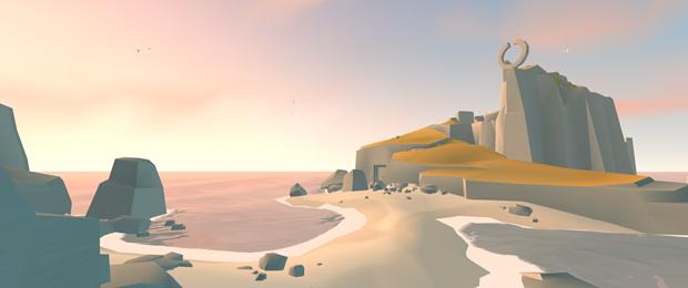 Вышла VR-игра авторов Monument Valley с управлением взглядом. Изображение № 4.