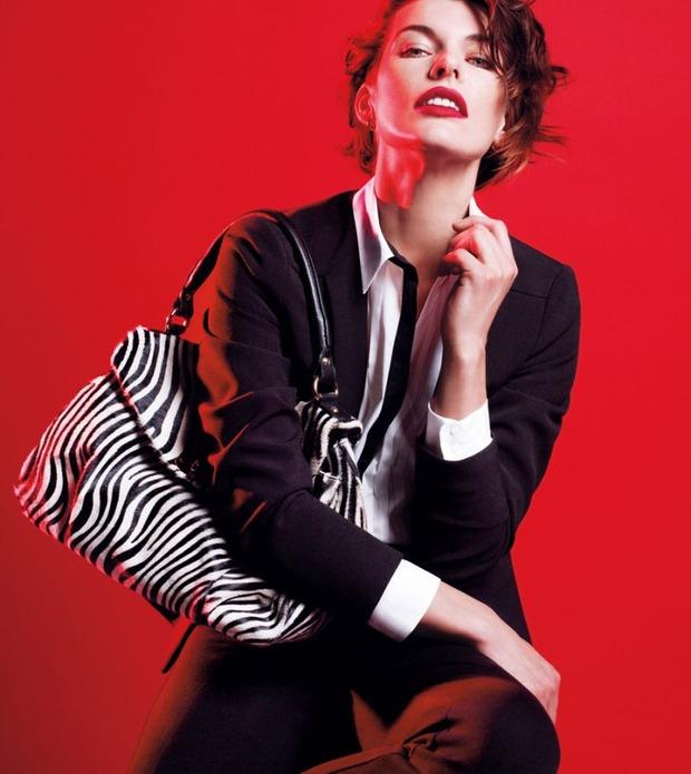 Вышли новые кампании Gucci, I am, Marella, Miu Miu, SLP и Versus. Изображение № 12.
